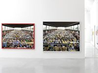 #MassimoVitali solo #show , Studio La Città 2014