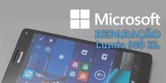 Reparação de um Microsoft Lumia 950 XL