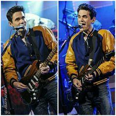 John Mayer - Late Show