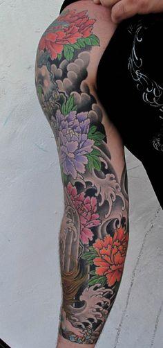 Very nice Japanese sleeve