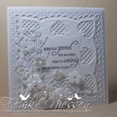 """hold on or condolence card. the sentiment means """"sometimes there is so much we feel but so little what we can say"""" in dutch."""