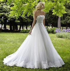 Ball Gown Wedding Dresses : Stefano Blandaleone Le Spose Wedding Dresses  MODwedding