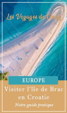 Visiter Brac, notre guide pratique #croatie #voyage #plages #zlatnirat