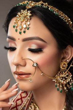 """""""View Portfolio & Prices for Makeup By Reema Narula. She is one of the top makeup artists in Delhi with more than 5 years of experience in the industry. View mobile no, shortlist & request quote for best prices. Get 30% discount with WedAbout. """""""