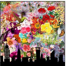 """""""City Skyline"""" by mayabilic on Polyvore"""