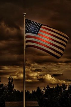 """Old Glory (Posted by """"Under The Bleachers"""")"""