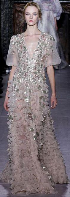 Valentino - Haute Couture Spring 2013