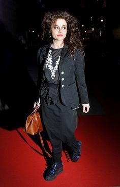 Helena Bonham Carter attends the BBC Films' 25th Anniversary Reception at BBC Broadcasting House - http://helenabonhamdaily.com/