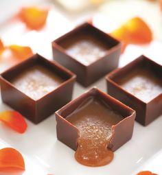 caixinha de caramelo