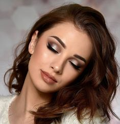 Birthday Makeup Tutorial Life Ideas For 2019 Denitslava Makeup, Eye Makeup Art, Eyeshadow Makeup, Bridal Makeup Looks, Wedding Makeup, Birthday Makeup Looks, Silvester Make Up, Smokey Eyes, Make Up Braut