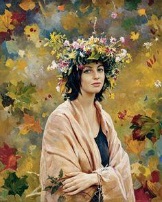 A Girl's Dream. 2003 » Vasili Nesterenko