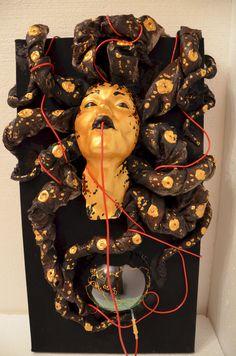 """""""Golden plague"""" by Tyurina Daria"""