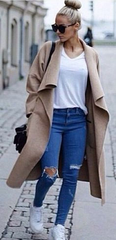 Kimberley premium waterfall coat camel #Coat #buyable
