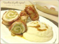Gli Involtini di pollo ripieni sono un secondo piatto davvero semplice ed economico ma molto saporito e adatto sia a grandi che piccini