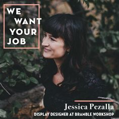 We Want Your Job: Je