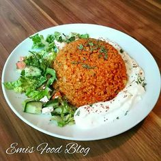 Ali Paşa Pilav - Ali Paşa Reis - Emi´s Food Blog Risotto, Dips, Grains, Veggies, Ali, Pasta, Ethnic Recipes, Type 3, Restaurants