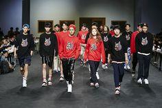 #Beyondcloset #SS15 #korea #seoulfw #sfw #seoul  #fashionweek #men www.thelostboy.de