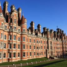 Royal Holloway College, University of London, England