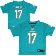 Ryan Tannehill Miami Dolphins Nike Infant Team Color Game Jersey - Aqua