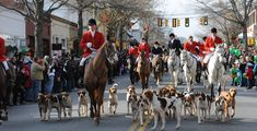 Middleburg, Virginia ~ Hunt Country