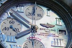 Breitling Cockpit Chrono #watches #fashion #style