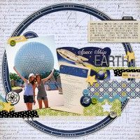 A Project by nancyburke from our Scrapbooking Gallery originally submitted 04/30/12 at 03:05 AM