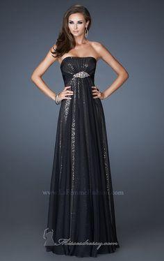 La Femme 18870 Vestido - MissesDressy.com