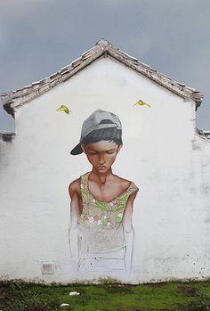GRAFFITI GIF, by cheko.