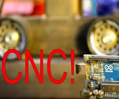 Step-by-step instructions on how to build a low cost CNC machine controlled with an Arduino Uno!