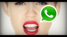 NEWS NO-NOTICIAS: WhatsApp! - Parodia musical de Wrecking Ball de Mi... http://newsno-noticias.blogspot.com.es/2014/08/whatsapp-parodia-musical-de-wrecking.html