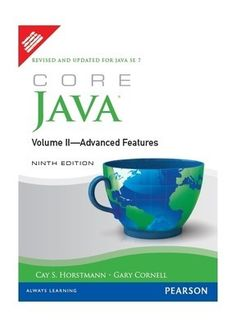 Buy online Core Java, Volume II: Advanced Features, 9th ed.