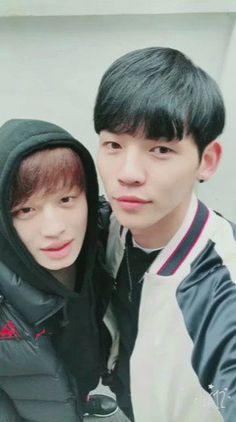 [Vid] UP10TION Jinhoo & Kuhn #UP10TION #JINHOO #업텐션 #진후 #KUHN  #쿤 #노수일