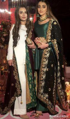Party Dress Ideas Brides Ideas For 2019 Pakistani Fashion Party Wear, Pakistani Wedding Outfits, Indian Bridal Outfits, Indian Fashion Dresses, Pakistani Dress Design, Fashion Outfits, Pakistani Dresses, Women's Fashion, Velvet Dress Designs