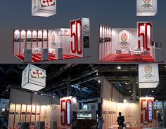 """Check out new work on my @Behance portfolio: """"Stand Giancarlo Perego S.p.A."""" http://on.be.net/1dgpvYu"""