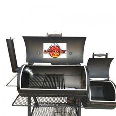 LavaLock® Self Stick - Oklahoma Joe LONGHORN & HIGHLAND complete Gasket & Latch Mod Kit