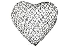 Wire Heart , would be cool to wire it and make it a light fixture!