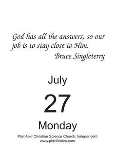 Daily Calendar, Science, Christian, Science Comics