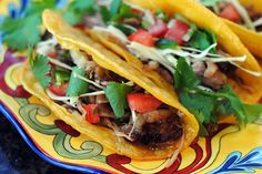 """I was rummaging through the deep freezer the other day and came across a package of thick-cut, pre-sliced pork shoulder (or pork butt) labeled """"carnitas"""". I have eaten pork carnitas a n… Carnitas Recipe, Pork Ribs, Ethnic Recipes, Mexican Recipes, Swedish Recipes, Pork Recipes, Crockpot Recipes, Yummy Recipes, Serving Dishes"""