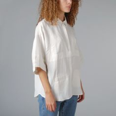 Perks & Mini PAM Transmission Shirt - White