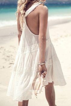 Bikini Latest Trends - Bikini and swimwear 2015 collections - Bikini & Swimwear 2015 Top Trends Boho Chic, Bohemian Mode, Bohemian Beach, Boho Gypsy, Bohemian Style, Hippie Chic, Boho Fashion, Fashion Outfits, Womens Fashion