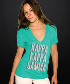 American Apparel Fine Jersey V-Neck.Choose from XS S M L XL. We even do custom sizes