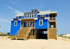 Twiddy Outer Banks Vacation Home - My Happy Place - 4x4 - Oceanfront - 6 Bedrooms