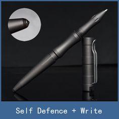 Marka Yeni Öz Savunma Kişisel Güvenlik Koruyucu Stinger Silah Taktik Kalem Kalem, Yazma Fonksiyonu ile, ücretsiz Kargo