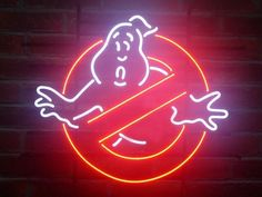 "New #ghostbusters ghost game room neon sign #17""x14"" #ga15s ship from usa, View more on the LINK: http://www.zeppy.io/product/gb/2/302020242428/"