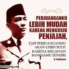 11 Best Motivator Images Soekarno Quotes Quotes Indonesia