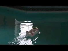 Homemade Radio Control Boat