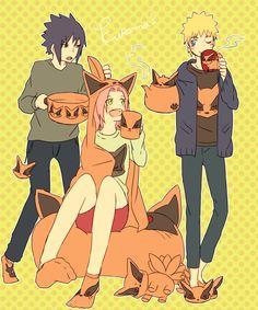 Team loves Kurama!