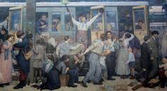 Gare de l'Est, 1914