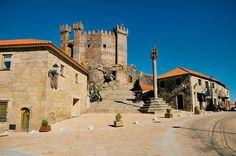 Penedono Castle (Viseu, Portugal)