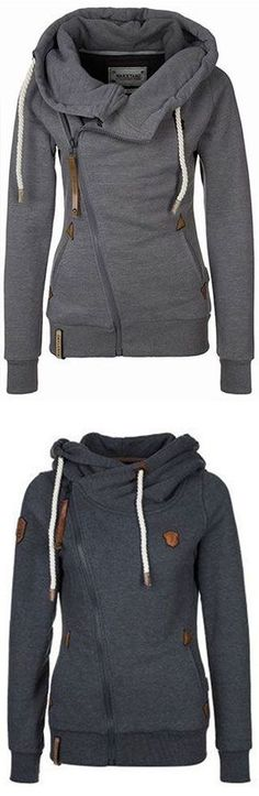 Traveler side zipper sweater